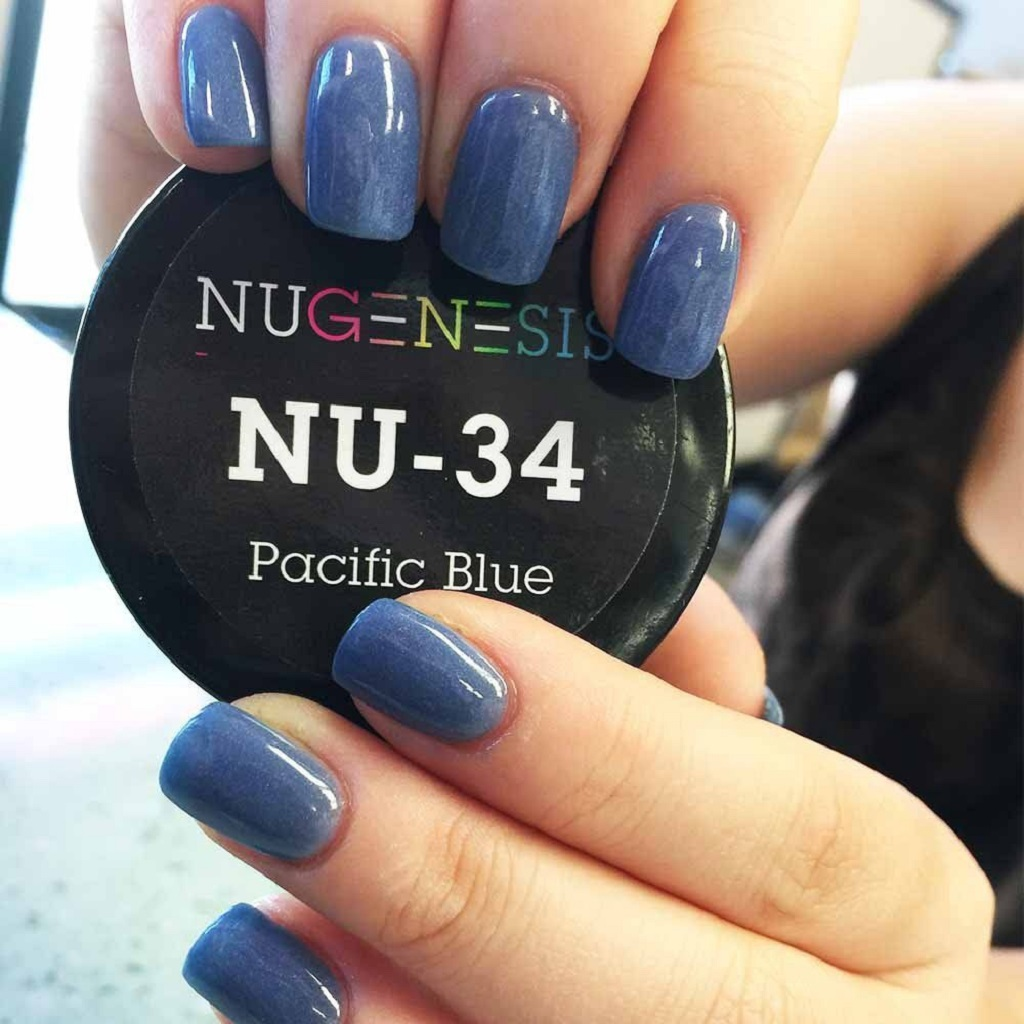 How to Apply Nugenesis Powder Colors